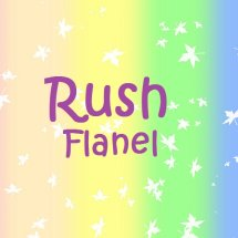 Logo Rush Flanel