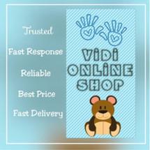 Logo Vidi Online Shop