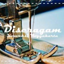Diseragam konveksi Logo