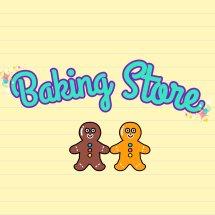 Logo Baking Store