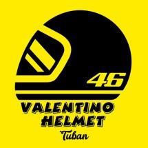 Valentino Helmet