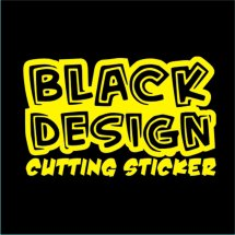 Blackdesign Sticker