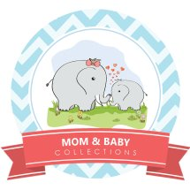 Logo moms & baby collections
