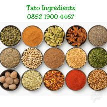 Tato Ingredients Logo