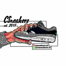 Logo csneakers