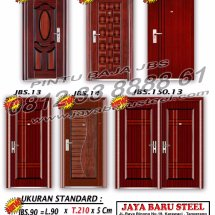 pintu garasi jbs Logo