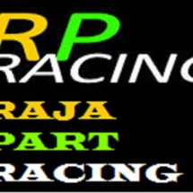Logo raja part racing