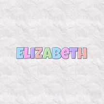 Logo Elizabeth Label