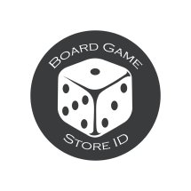 Logo Boardgame Store ID