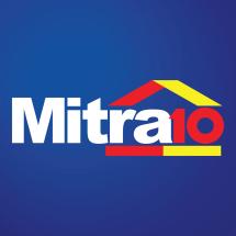 Logo Mitra10 Bahan Bangunan
