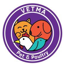 Logo vetma pet and poultry