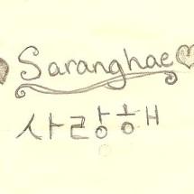 Logo Saranghae House