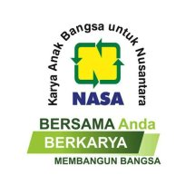 TOKO VITERNA NASA Logo