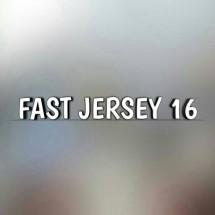 Logo FAST JERSEY 16