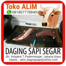 Logo ALIM DAGING SAPI SEGAR