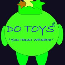 DOToys Dot ID Logo