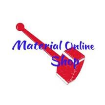 Logo material online shop