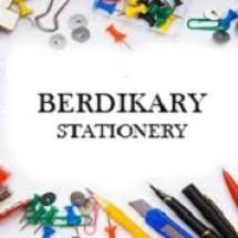 Logo BERDIKARY STATIONERY