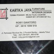 Kartika Jaya Furniture
