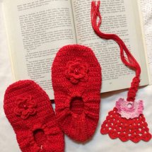 Logo Books and Crochets