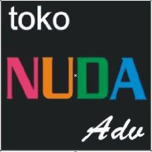 NUDA advertising