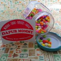 Logo Dapur Mommy