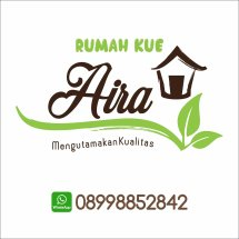 Logo Rumah Kue Aira