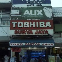 Logo Toshiba Surya Jaya