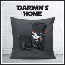 Darwin's Home