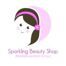 Logo Sparkling Beauty Shop