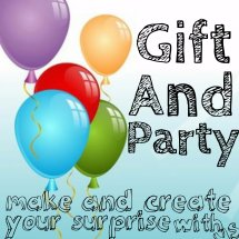 Logo Gift And Party