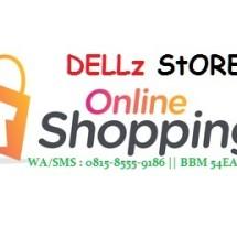 Logo Dellz Store