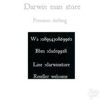 Darwin man store jkt Logo