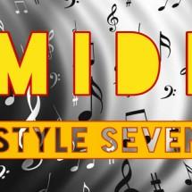Logo Midi Style Seven