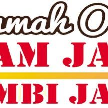 Logo Rumah Oleh-Oleh JamJay