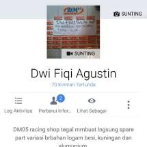 DM05 racing shop tegal
