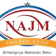 Logo NAJM Frozen Food
