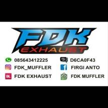FDK MUFFLER
