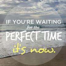 Logo Perfect Time