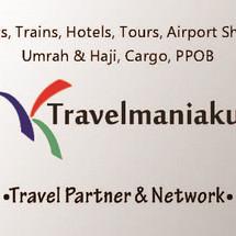 Logo TravelmaniakuTour&Travel