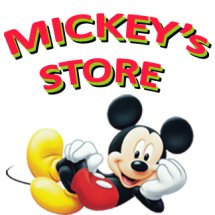 Mickey's Store