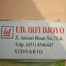Logo UD. Irfi Djoyo
