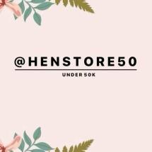 Logo henstore50