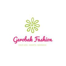 Gerobak Fashion Logo