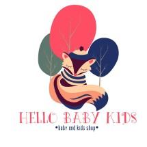 Logo Hello Baby Kids