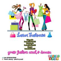 Logo Lestari Fashion26