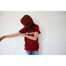 Merah Marun Fashion Logo