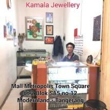 Kamala Jewellery Logo