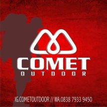 Logo Comet Adventure Store