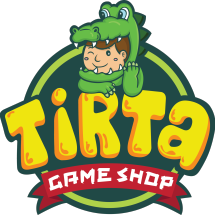 Logo Tirta Game Shop